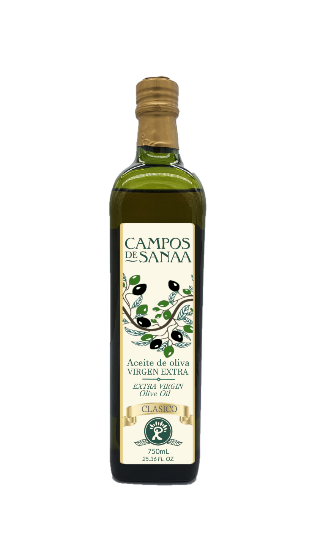 Aceite De Oliva Virgen Extra Clásico (750ml)