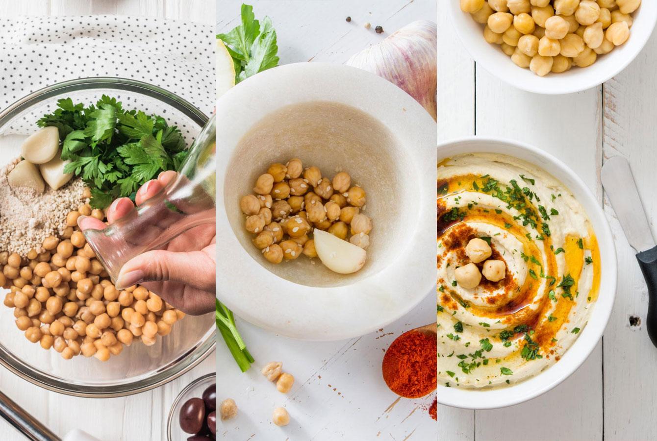 Hummus Trufado